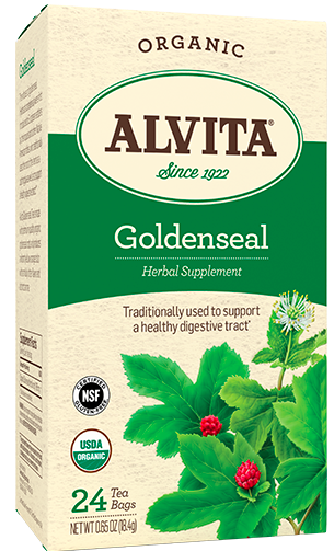 Image of Goldenseal Tea Organic