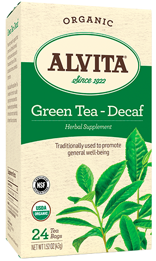 Image of Green Tea Decaf Organic