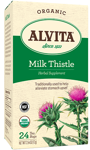 Image of Milk Thistle Tea Organic