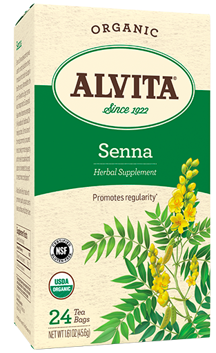 Image of Senna Tea Organic