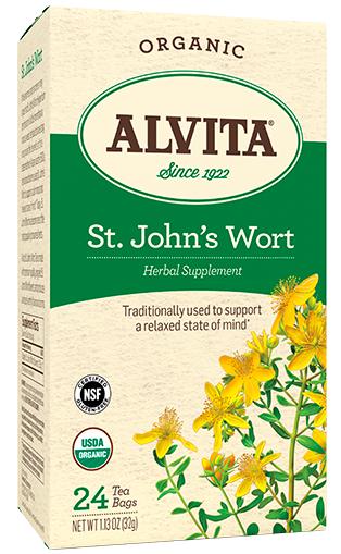 Image of St. John's Wort Herb Tea Organic