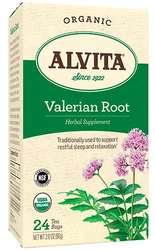 Image of Valerian Tea Organic