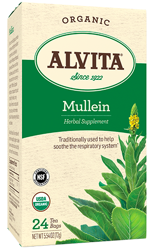Image of Mullein Tea Organic