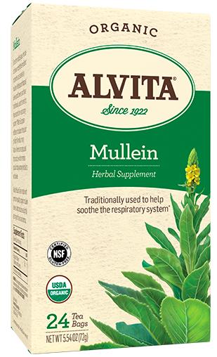 Image of Mullein Tea Organic