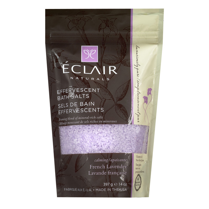 Image of Effervescent Bath Salts – French Lavender