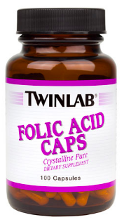 Image of Folic Acid Caps 800 mcg