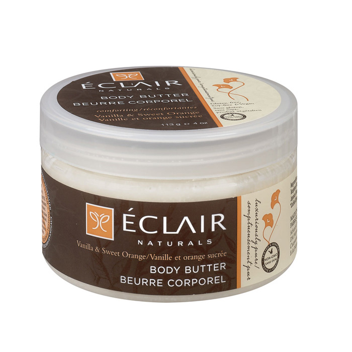 Image of Body Butter – Vanilla & Sweet Orange