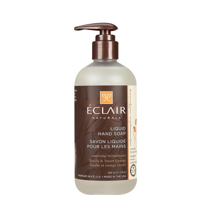 Image of Liquid Hand Soap – Vanilla & Sweet Orange
