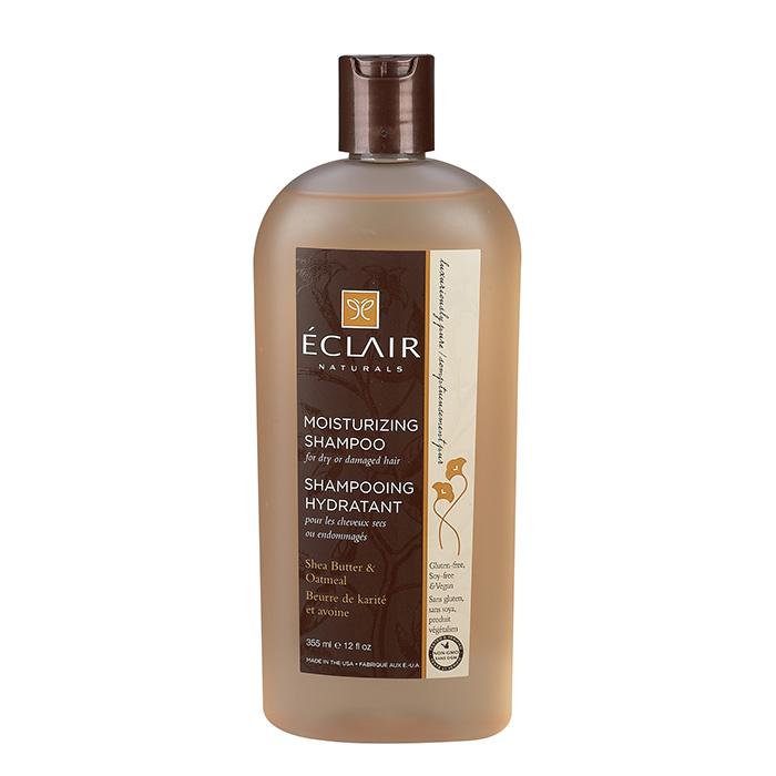 Image of Moisturizing Shampoo – Shea Butter & Oatmeal