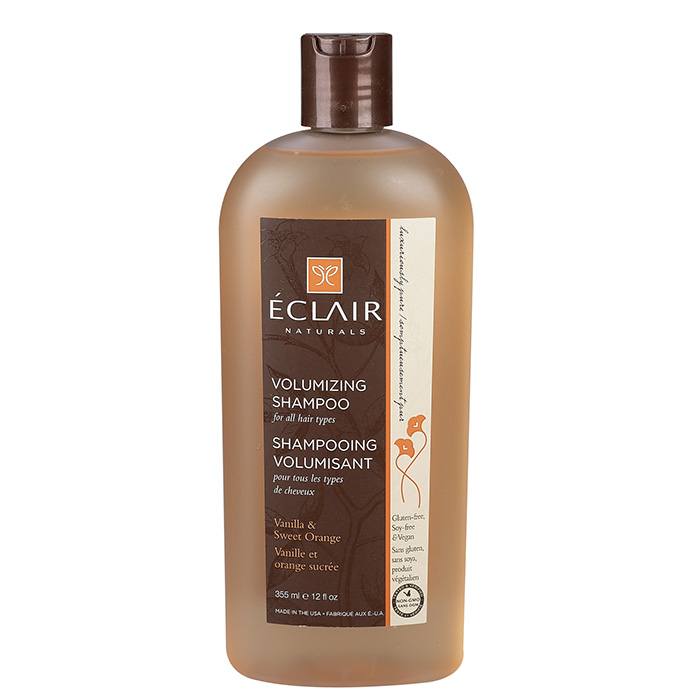 Image of Volumizing Shampoo – Vanilla & Sweet Orange