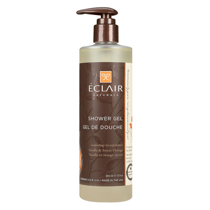 Image of Shower Gel – Vanilla & Sweet Orange