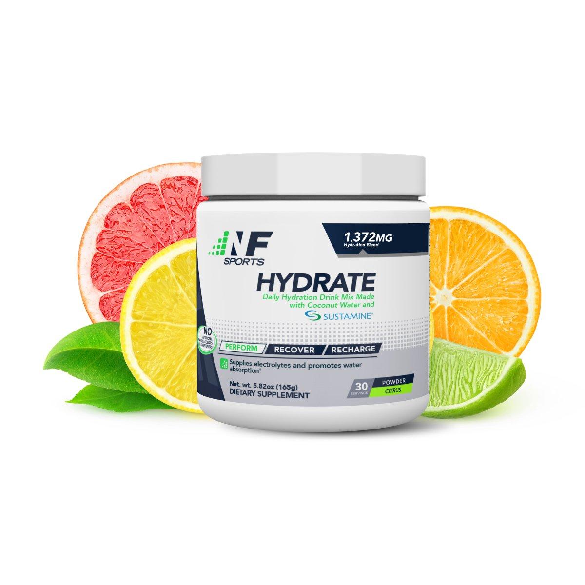 Image of Hydrate Citrus Powder