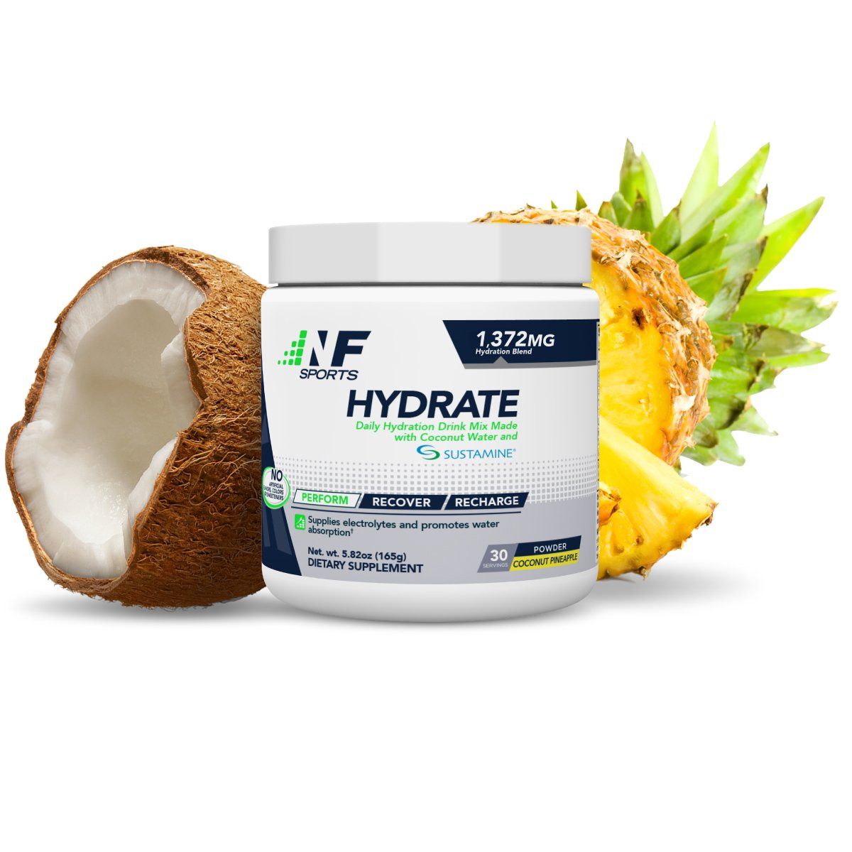 Image of Hydrate Coconut Pineapple Powder