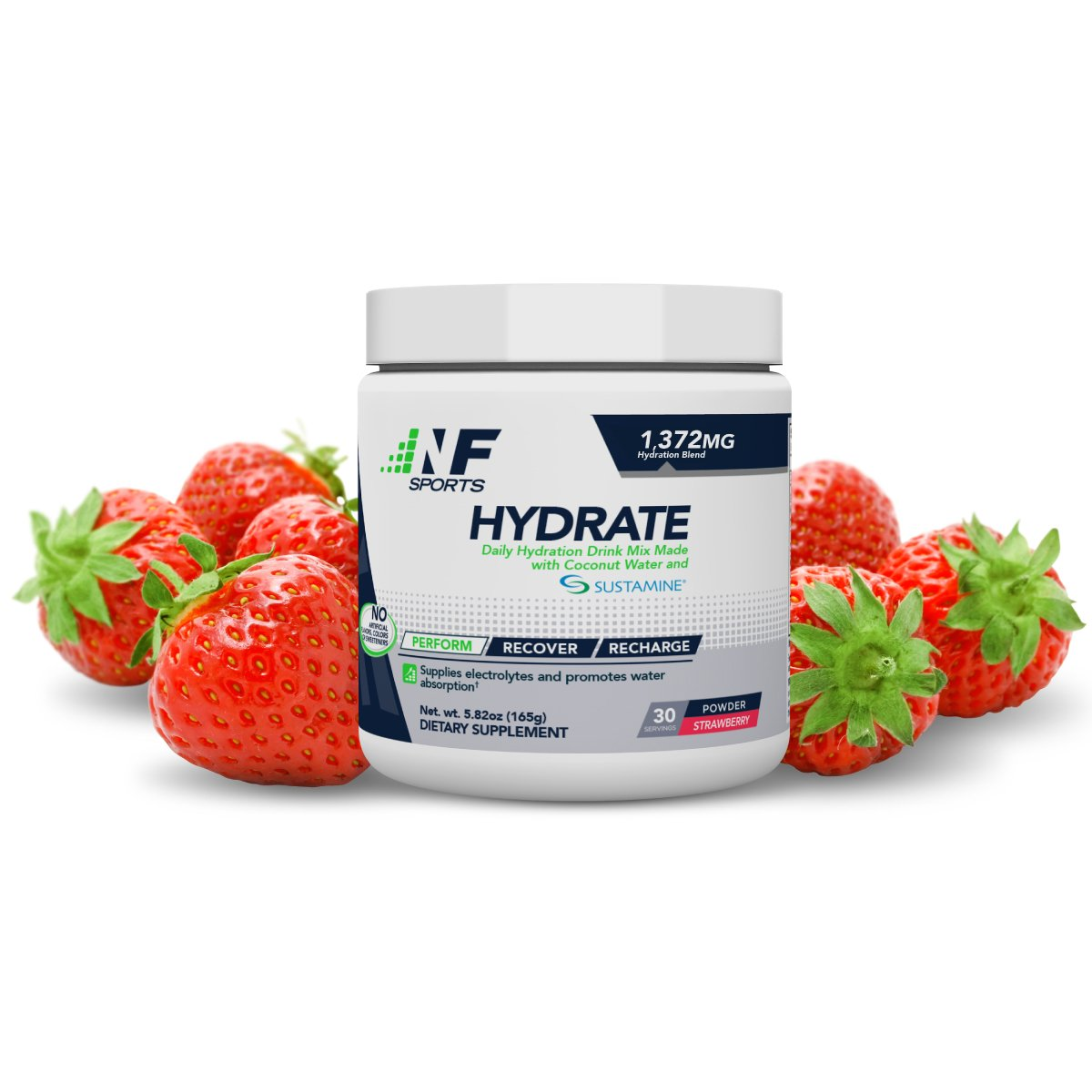 Image of Hydrate Strawberry Powder