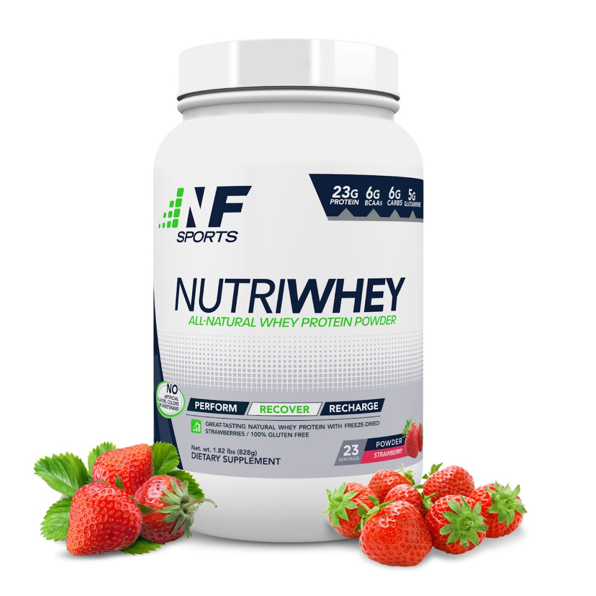 Image of NutriWhey - Strawberry