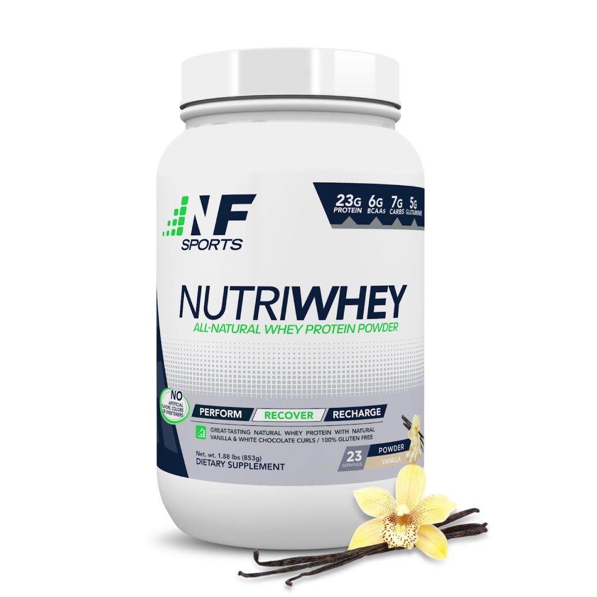 Image of NutriWhey - Vanilla