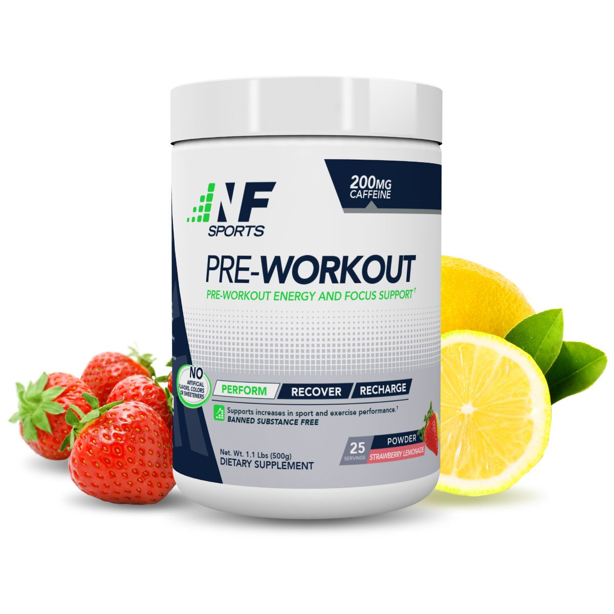 Image of Pre-Workout 2.0 - Strawberry Lemonade