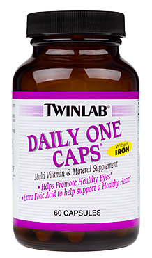 Image of Daily One Caps without Iron