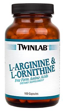 Image of L-Arginine & L-Ornithine 500/250 mg