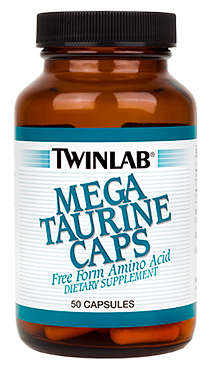 Image of Mega Taurine Caps 1000 mg