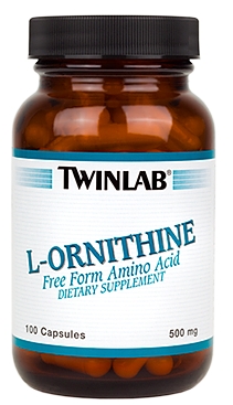 Image of L-Ornithine 500 mg