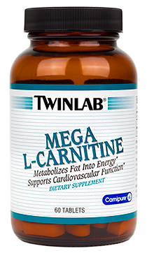 Image of Mega L-Carnitine 500 mg