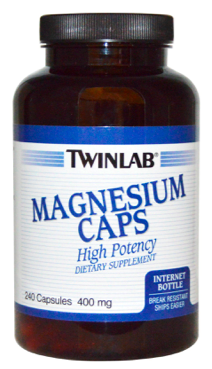 Image of Magnesium Caps 400 mg (plastic bottle)