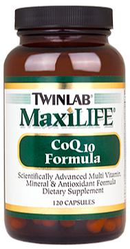 Image of MaxiLIFE CoQ10 Formula