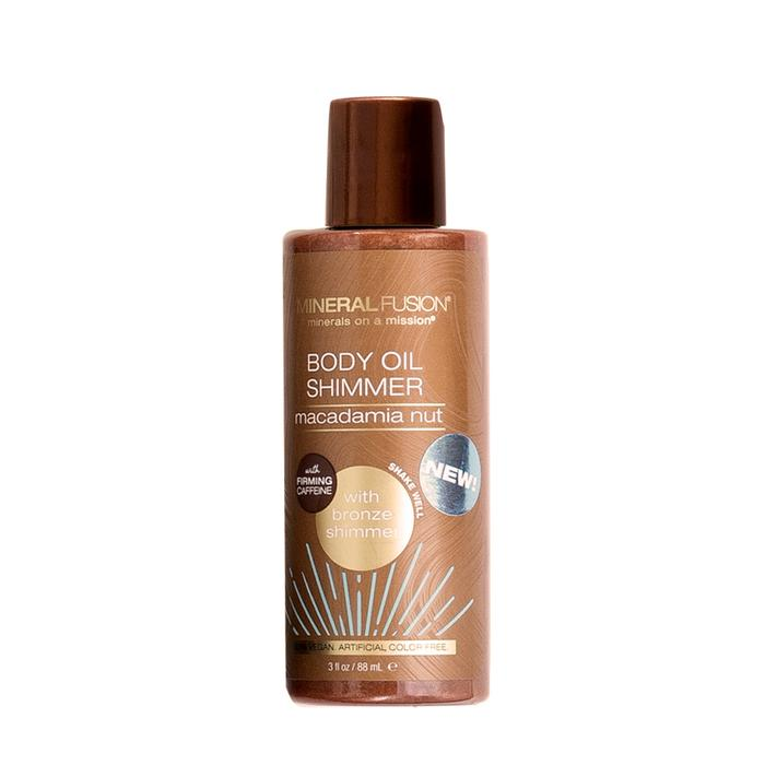 Image of Body Oil Shimmer - Bronze