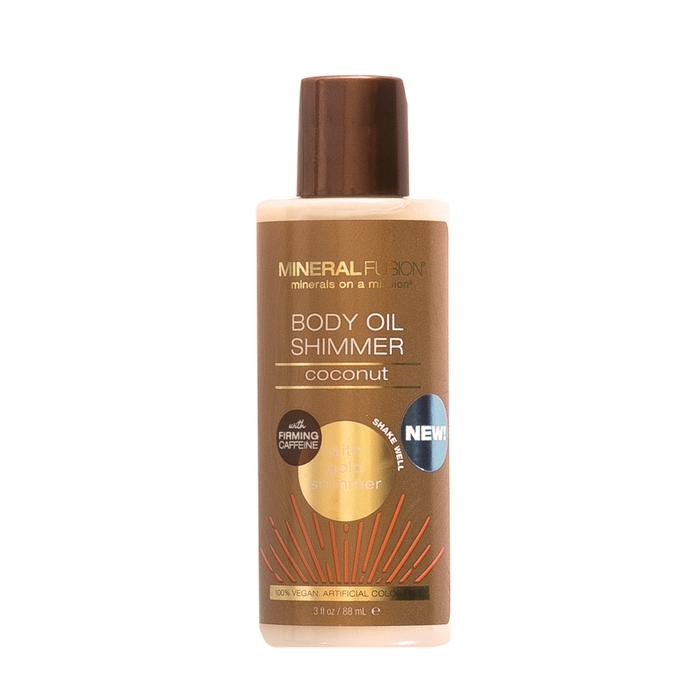 Image of Body Oil Shimmer - Gold