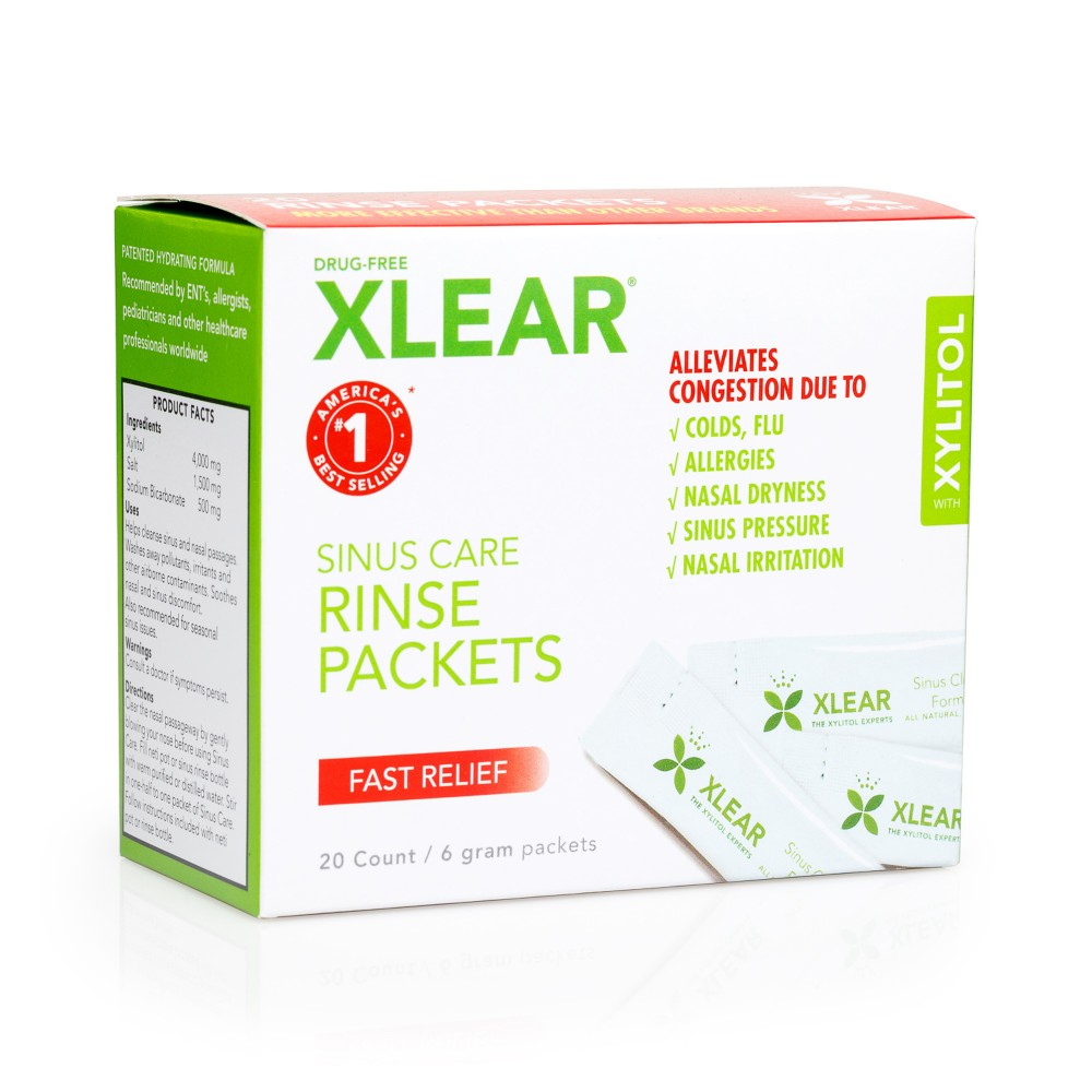 Image of Xlear Sinus Care Refill Solution