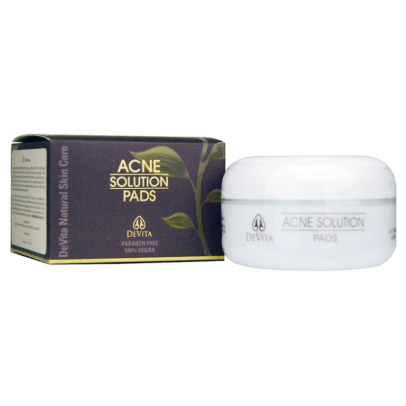 Image of Acne Solution Pads