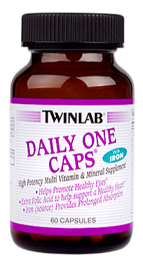 Image of Daily One Caps with Iron