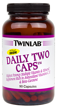 Image of Daily Two Caps without Iron