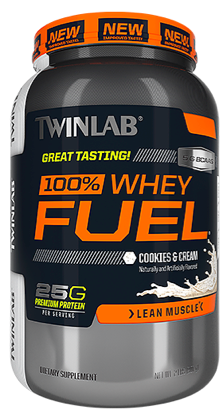 Image of 100% Whey Fuel Protein Powder Vanilla