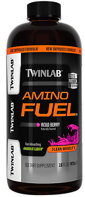Image of Amino Fuel Liquid Wild Berry