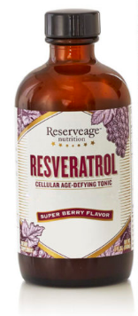 Image of Resveratrol Cellular Age-Defying Tonic Liquid Super Berry