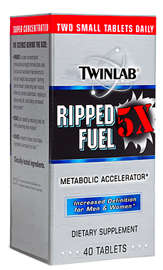 Image of Ripped Fuel 5x