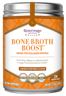 Image of Bone Broth Boost Powder Chicken Vegetable