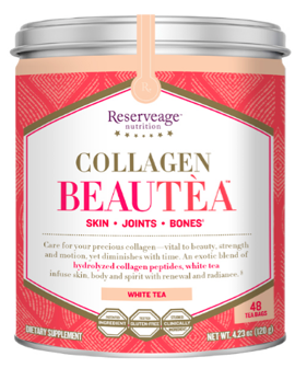 Image of Collagen Beautea White Tea