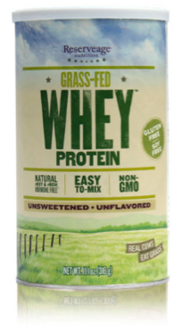 Image of Grass-Fed Whey Protein Powder Unflavored