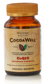 Image of CocoaWell CoQ10 100 mg