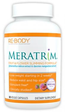 Image of Meratrim 800 mg Fruit & Flower Slimming Formula