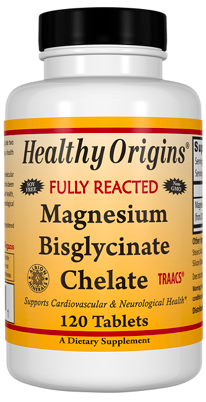 Image of Magnesium Bisglycinate Chelate 100 mg