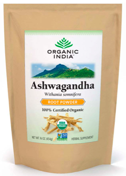 Image of Ashwaganda Root Powder Organic