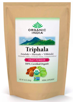 Image of Triphala Fruit Powder Organic
