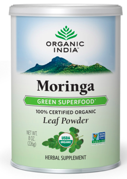 Image of Moringa Leaf Powder