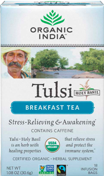 Image of Tulsi Tea Breakfast