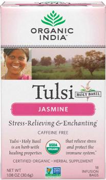 Image of Tulsi Tea Jasmine