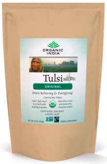 Image of Tulsi Tea Original Loose Leaf